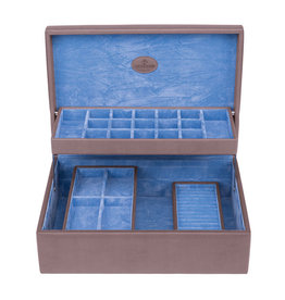 Windrose Boîte à Charmes Moda Gris