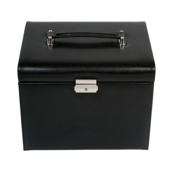 Boîte à Charmes Merino Moda Noir grand