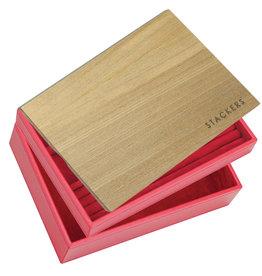 Stackers Sieradendoos Red Classic set Wood