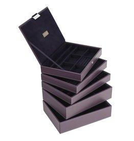 Stackers Schmuckkasten Purple Classic Set 5