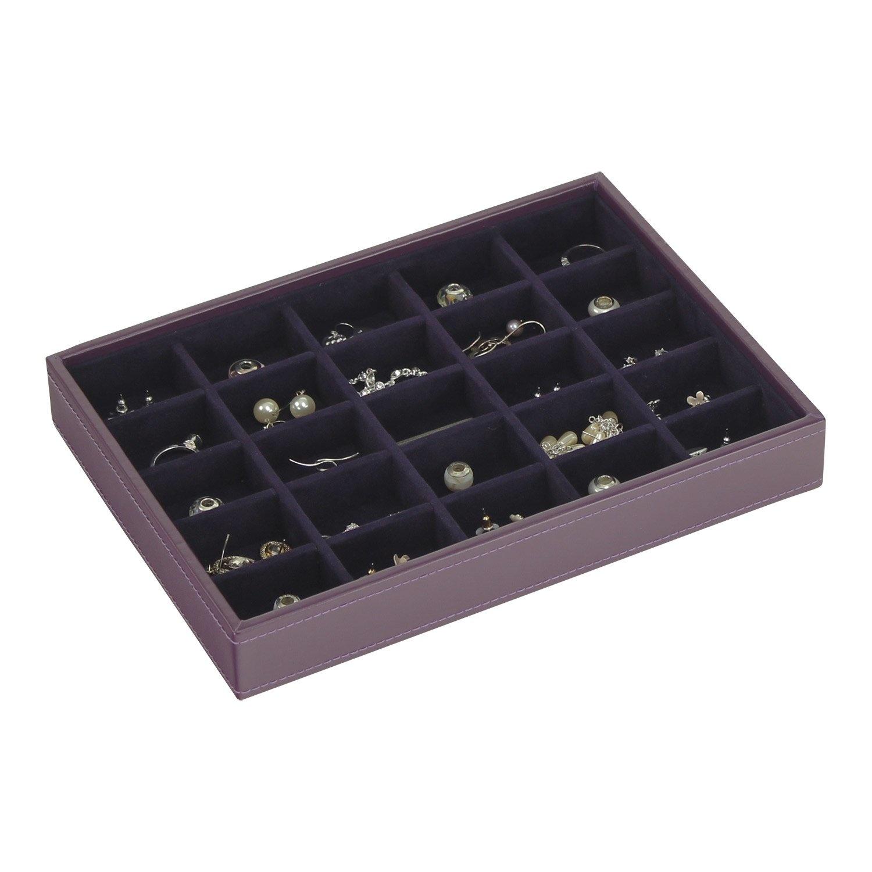 Boîte à Bijoux Purple Classic Ensemble 5
