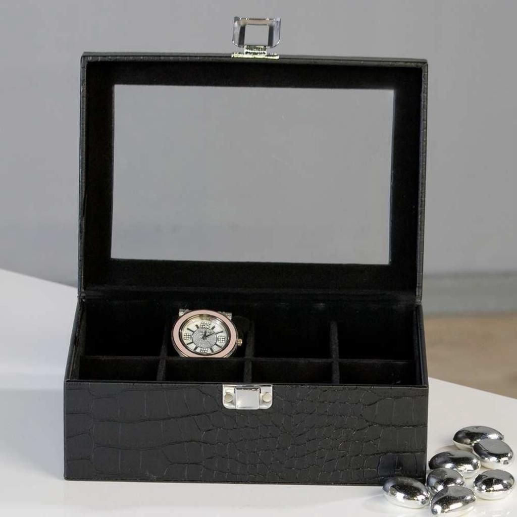 Kroko-Uhrenbox 8 pcs