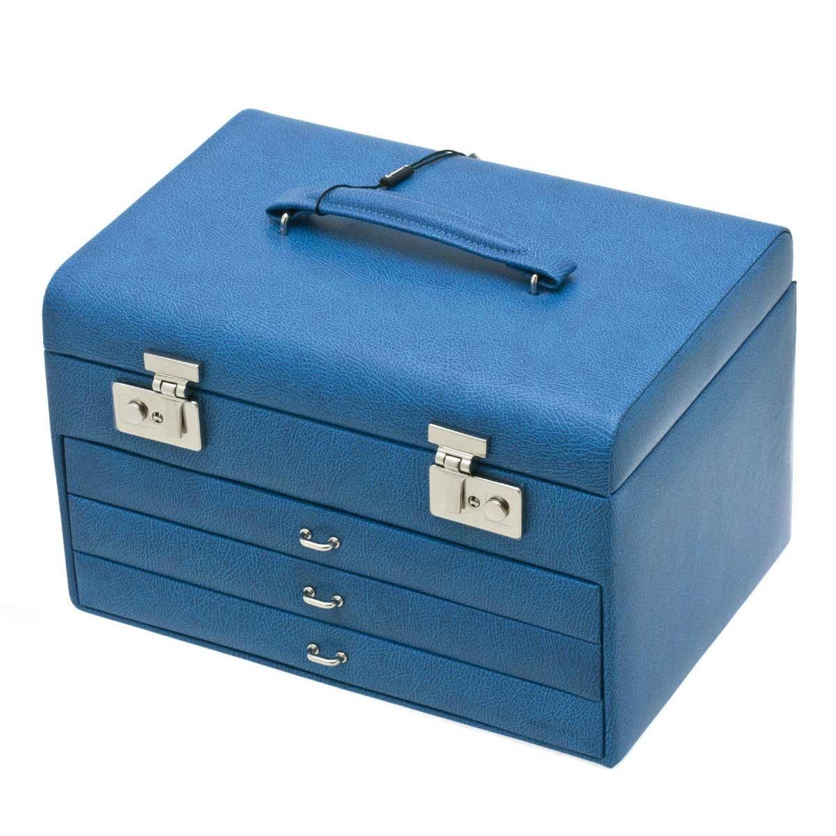 Boîte à Bijoux Luxury Bleu
