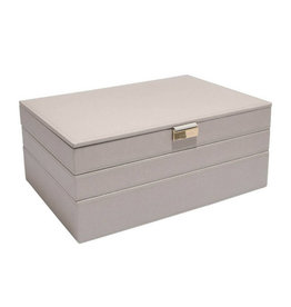 Stackers Schmuckkasten Taupe Supersize Set