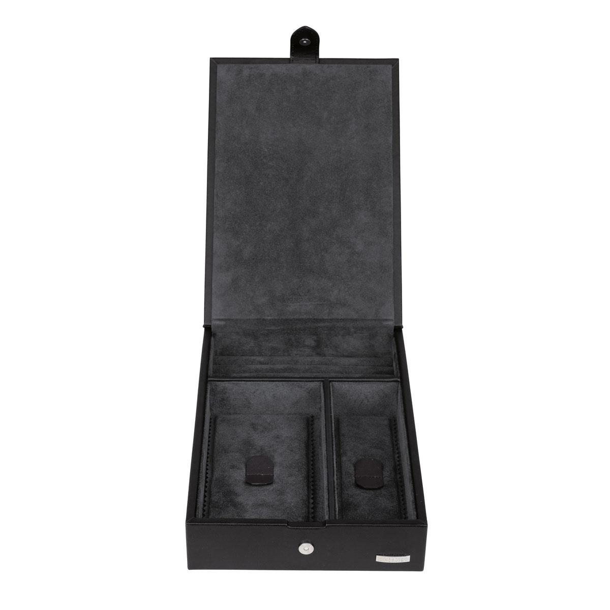 Boîte à Bijoux Pure Noire