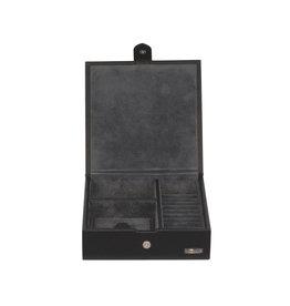 Windrose Boîte à Bijoux Pure Noire S