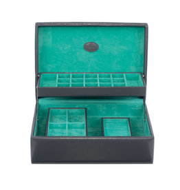 Windrose Schmuckschatulle Moda Charm Box Anthrazit