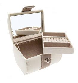 Dulwich Design Juwelendoos Two Tone Rond
