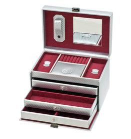 Davidts Boîte à Bijoux Graphite Argent