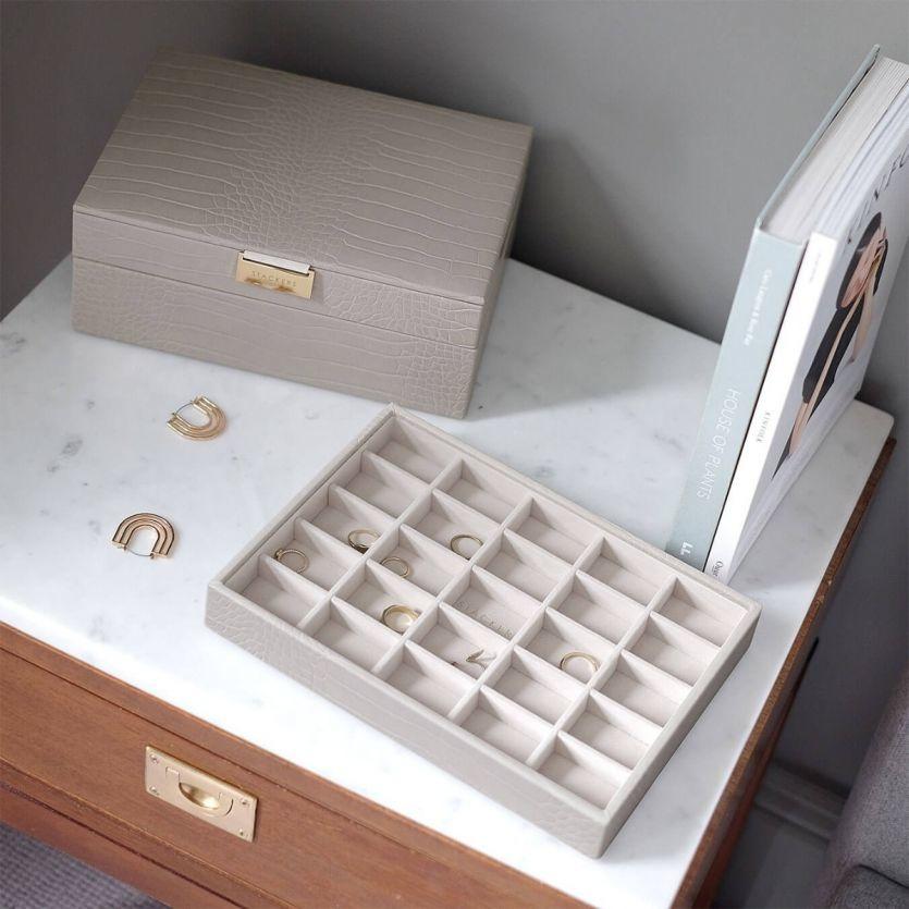 Sieradendoos Putty Croc Classic set