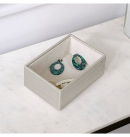 Stackers Boîte à bijoux Putty Croc Mini 1 compartiment