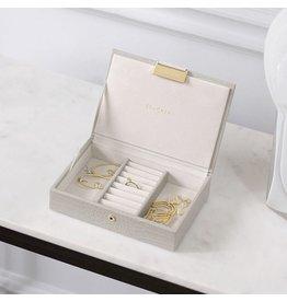 Stackers Boîte à bijoux Putty Croc Mini Top