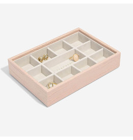 Stackers Sieradendoos Pink Croc Mini 11-vaks