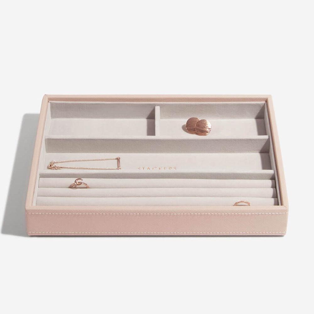 Schmuckschatulle Blush Classic mit Displaydeckel