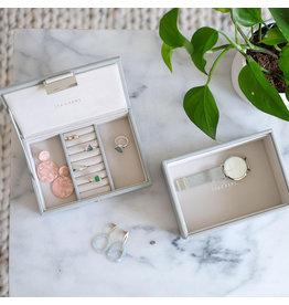 Stackers Coffret à bijoux Pebble Grey Mini Set