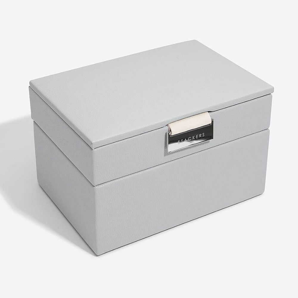 Sieradendoos Pebble Grey Mini Set