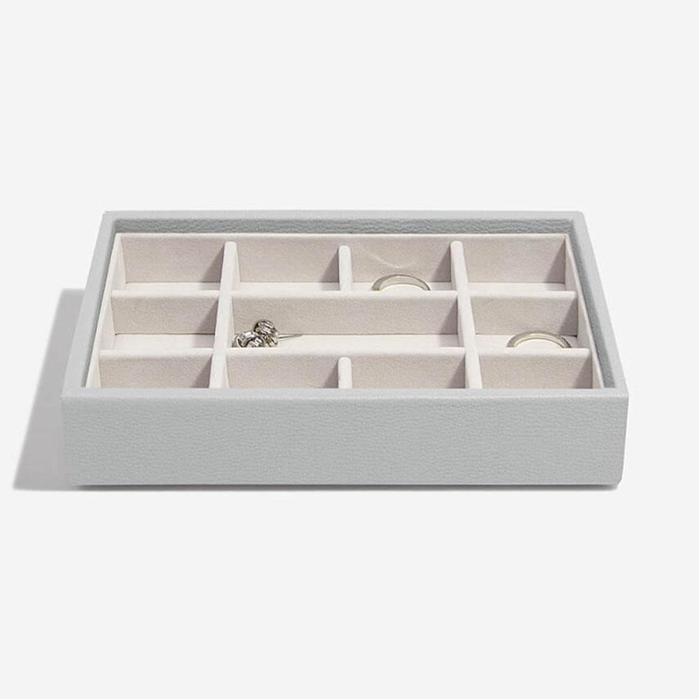 Sieradendoos Pebble Grey Mini 11-vaks