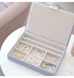 Stackers Boîte à bijoux Lavender Classic top