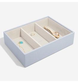 Stackers Boîte à bijoux Lavender Classic 3 compartiments