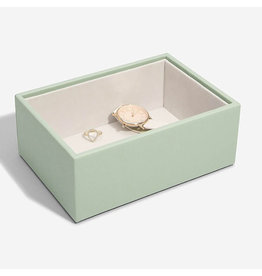 Stackers Boîte à bijoux Sage Green Mini 1 compartiment