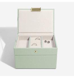 Stackers Schmuckschatulle Sage Green Mini Set