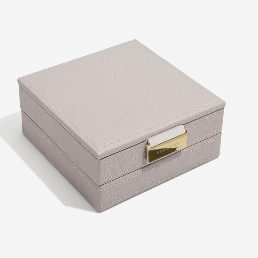 Charm Aufbewahrungsbox Taupe Set