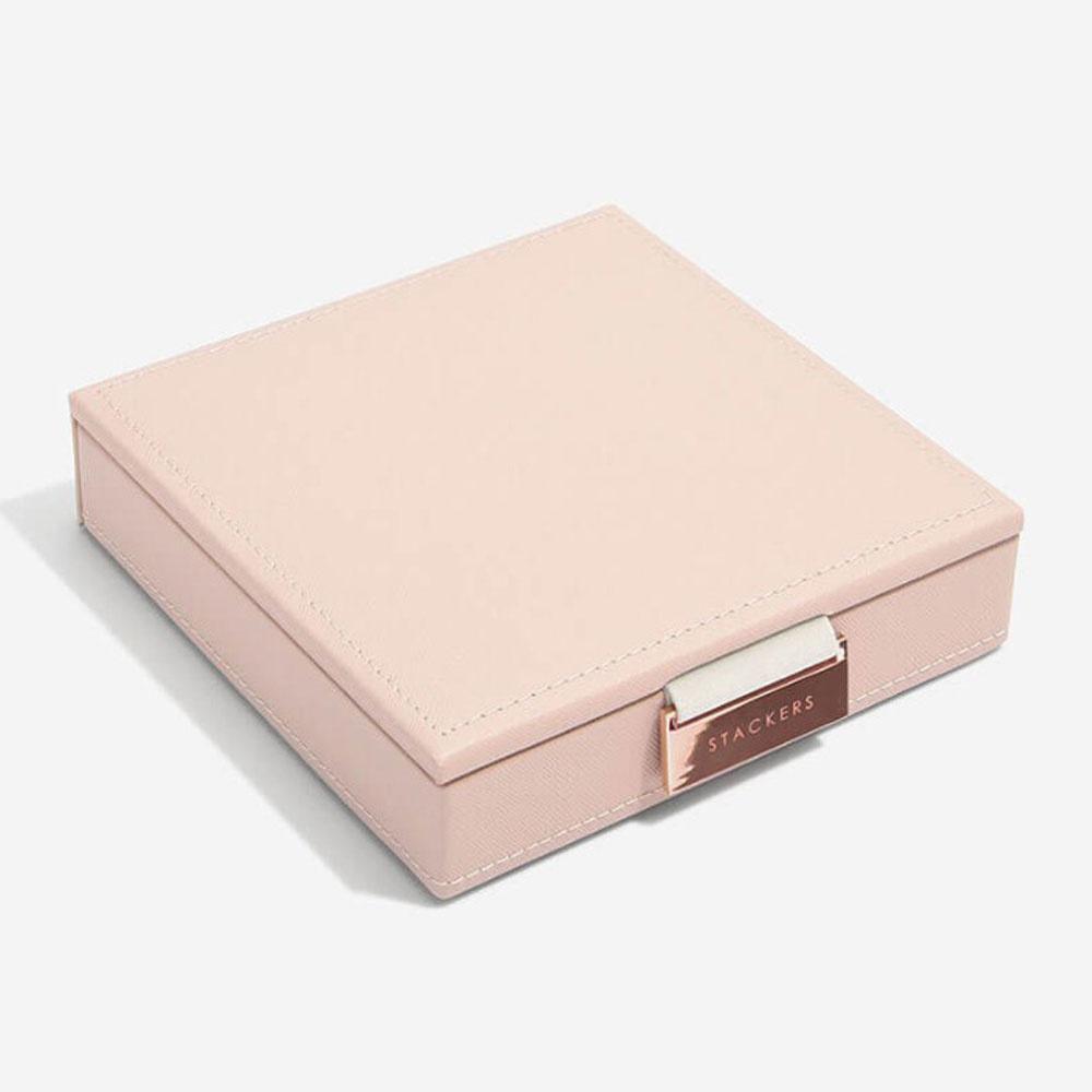 Charm Aufbewahrungsbox Blush Deckel