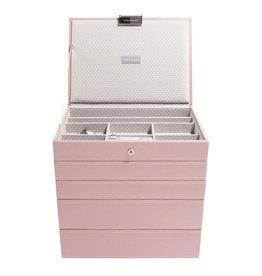 Stackers Schmuckkasten Soft Pink Classic Set 5