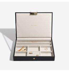Stackers Boîte à bijoux Black Classic top