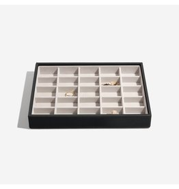 Stackers Boîte à bijoux Black CLassic 25 compartiments