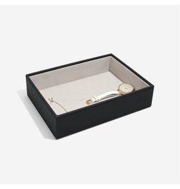 Stackers Boîte à bijoux Black Classic 1 compartiment