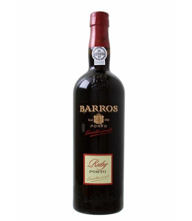 Barros Ruby Port