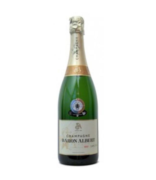 Baron Albert Champagne Brut MAGNUM