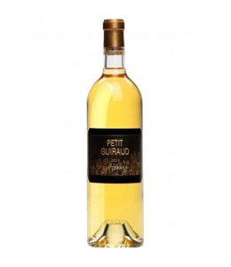 Petit Guiraud | Sauternes | halve fles 2013