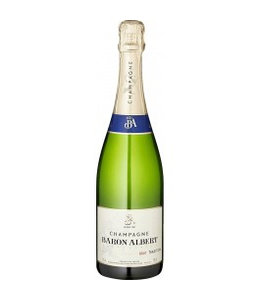 Baron Albert Champagne  Tradition Brut
