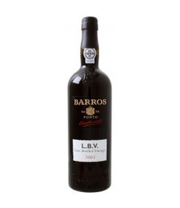 Barros Late Bottled Vintage Port 2015