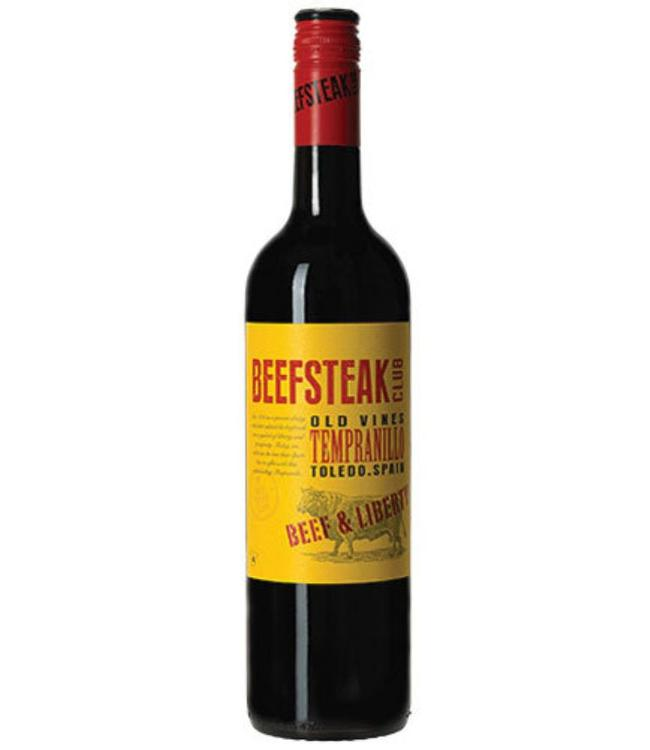 The Beefsteak Club Old vines Tempranillo 2015