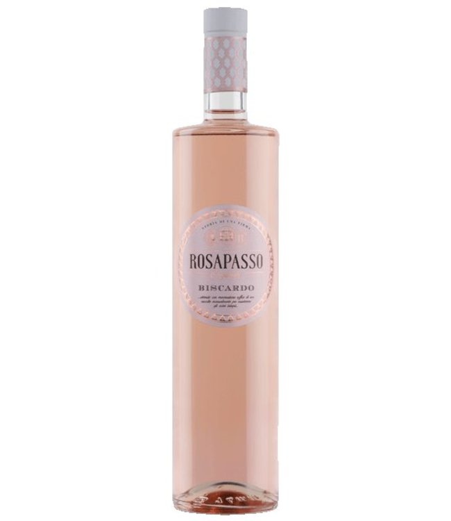 Biscardo Rosapasso Pinot Nero Rosato 2018
