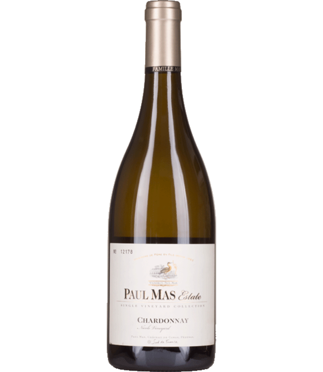 Paul Mas Estate Chardonnay 2018