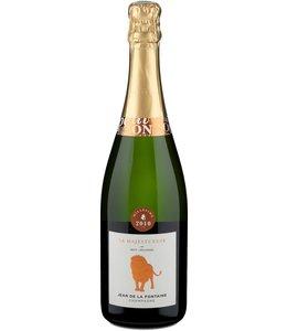 Jean de la Fontaine Champagne  La Majestueuse Millesime 2010 Brut