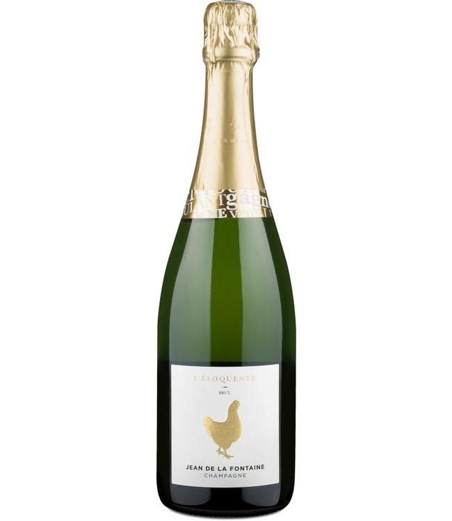 Champagne Jean de la Fontaine L'Éloquente Brut