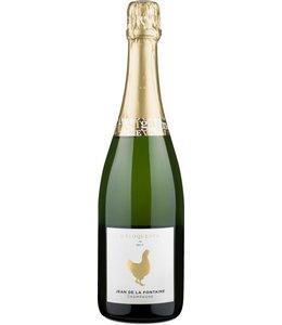 Jean de la Fontaine Champagne  L'Eloquente Brut Magnum