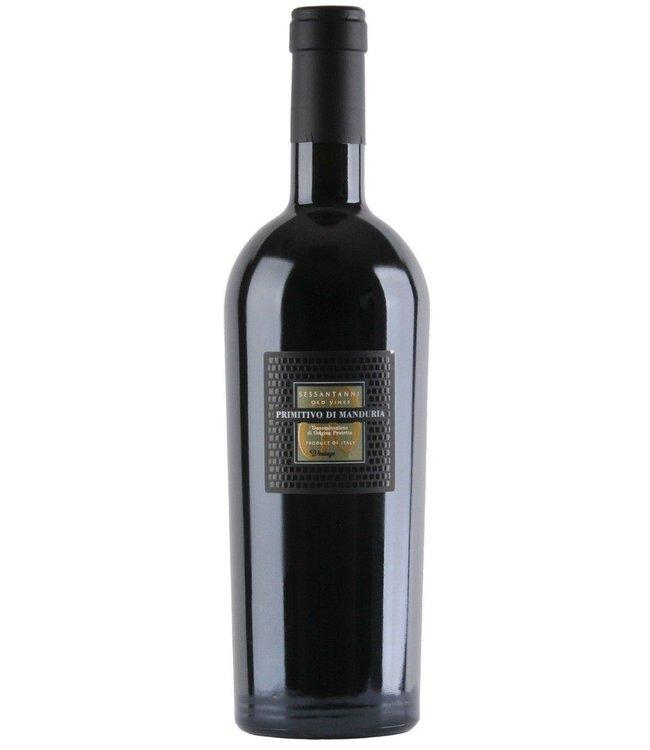 San Marzano 60 Sessantanni Old Vines Primitivo di Manduria 2015