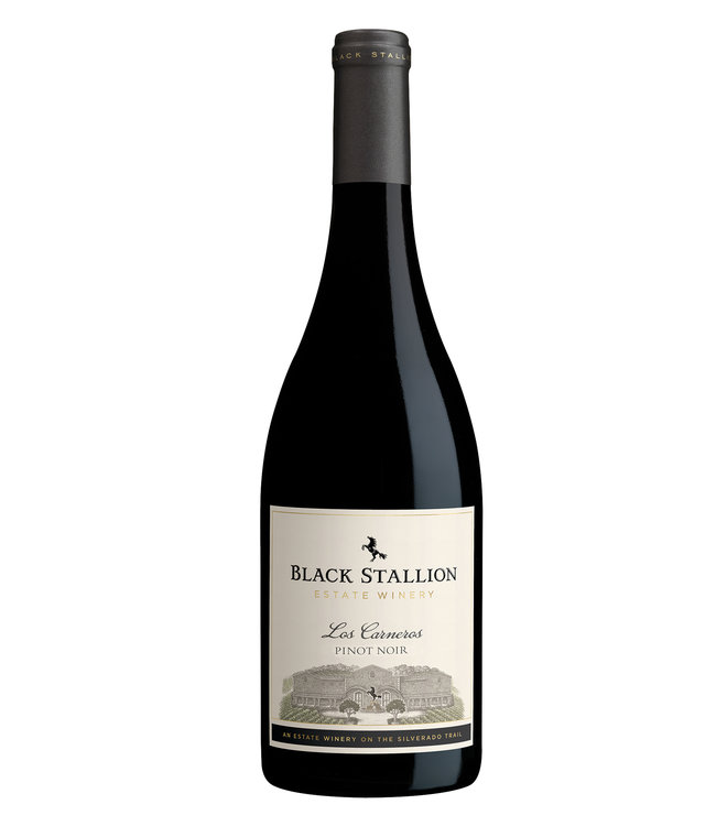 Black Stallion  Pinot Noir 2018