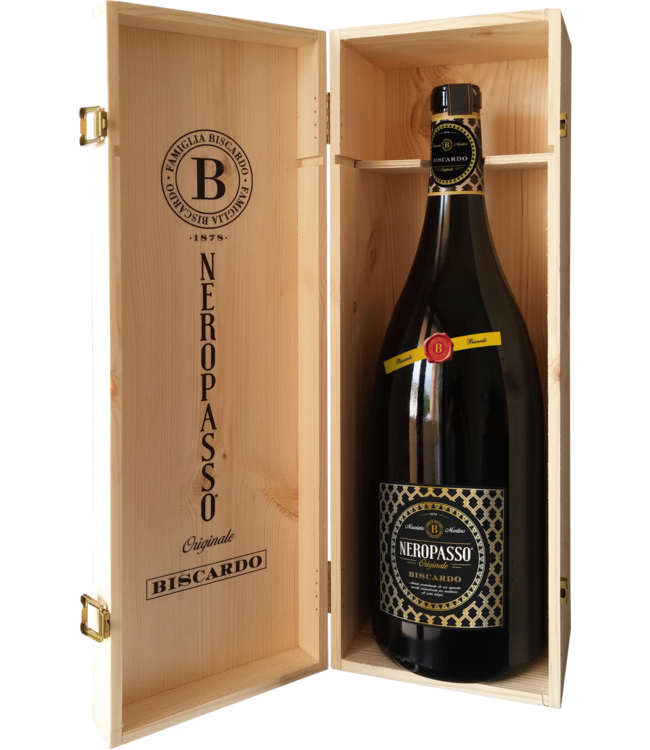 Biscardo Neropasso Rosso Veneto Jeroboam 2016