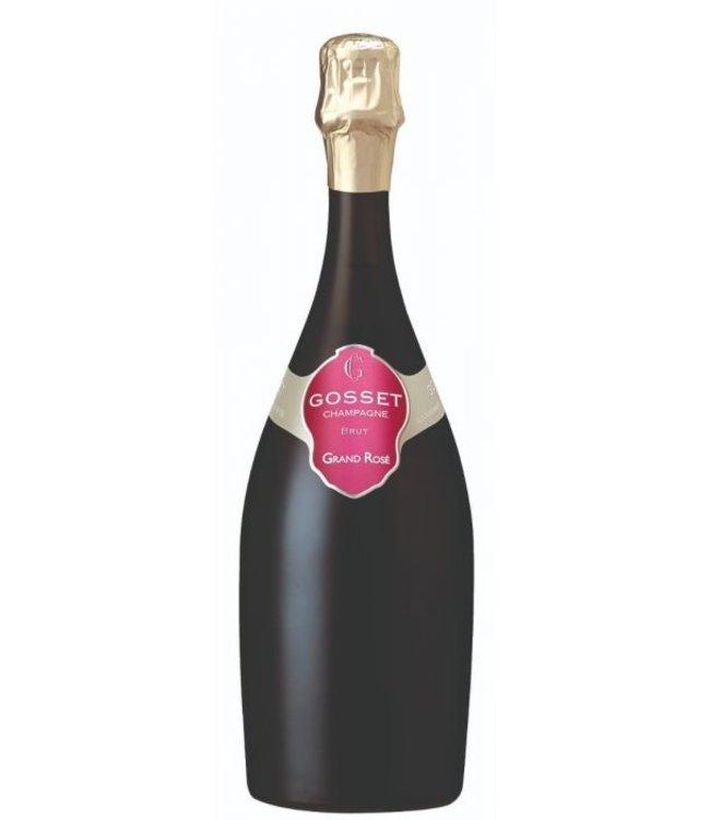 Champagne Gosset Grand Rosé Brut