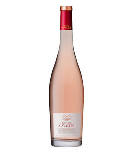 Chateau Cavalier Rosé Cuvée Marafiance 2019