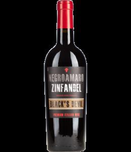 Black's Devil Negroamaro / Zinfandel 2020
