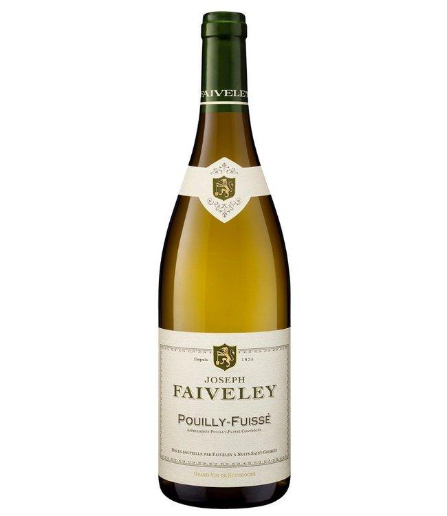 Domaine Faiveley Pouilly Fuissé 2017