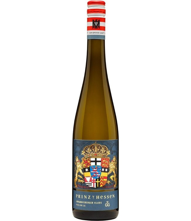 Weingut Prinz von Hessen Johannisberger Klaus Riesling 2016